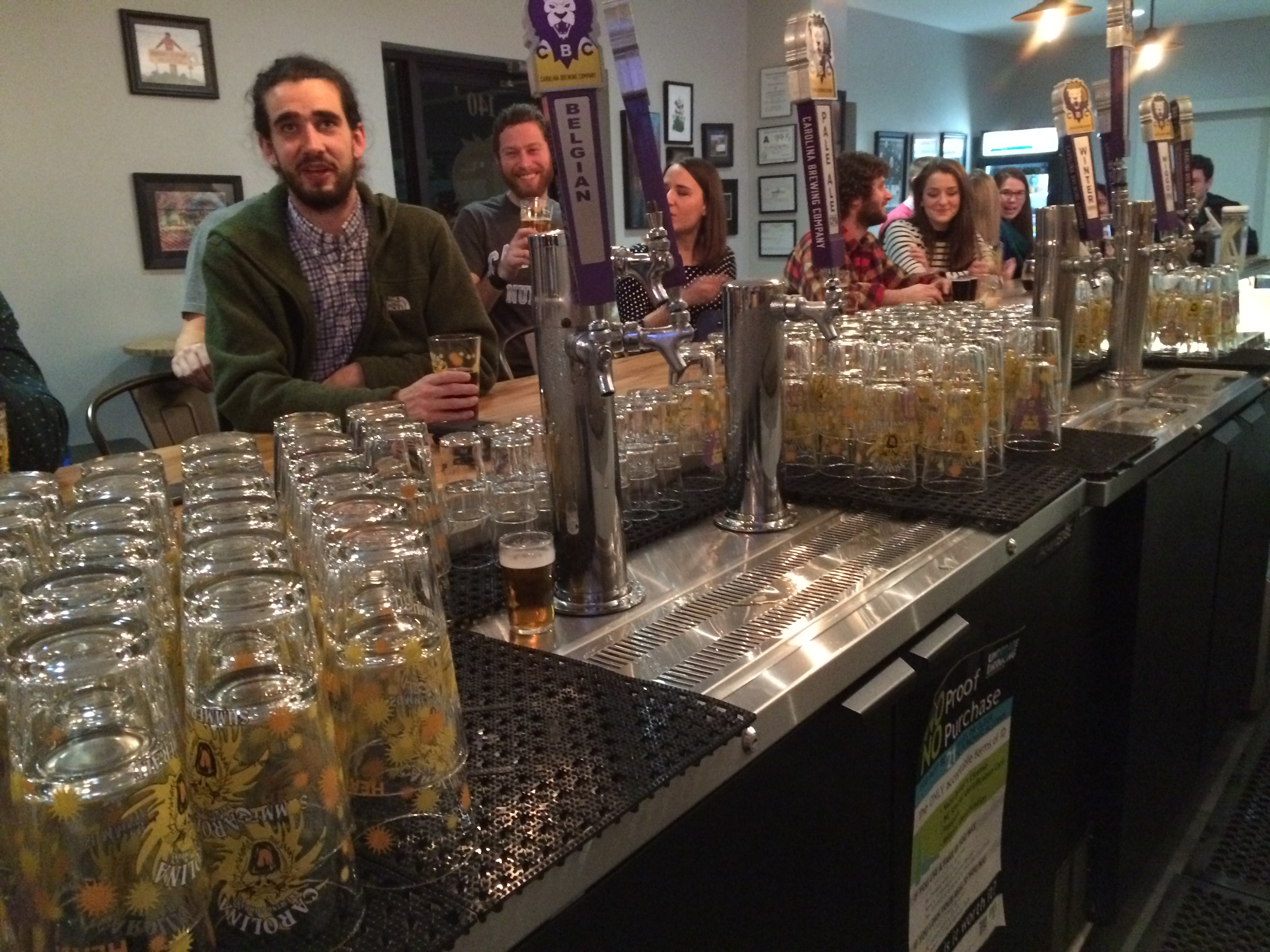 Taproom Now Open